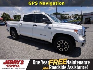 2016 Toyota Tundra 4wd Truck Sr5 In Baltimore Md Jerry S Auto Group